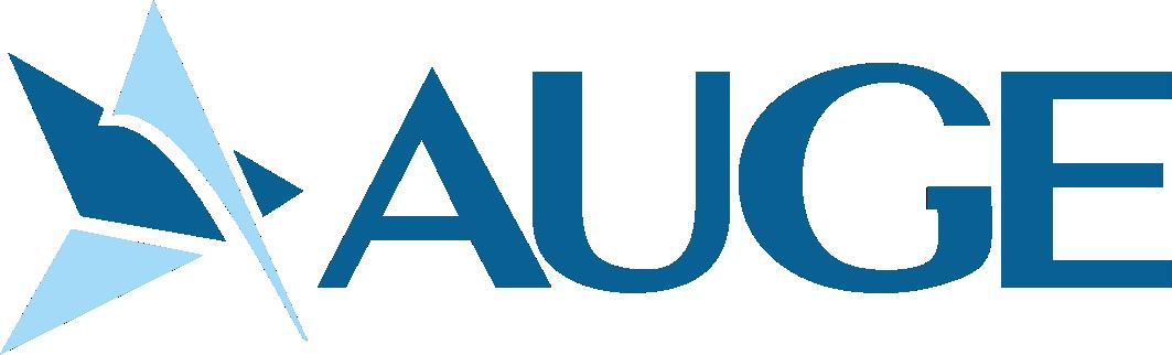 Logotipo da Auge do rodapé